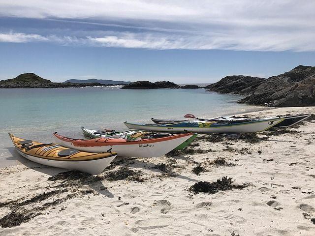 used-kayaks