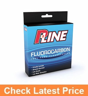 P-Line-Soft-Fluorocarbon-Fishing-Line