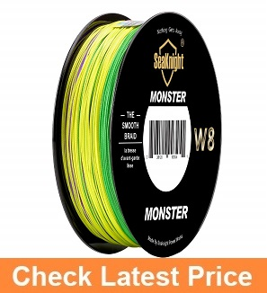 SeaKnight-Monster-W8-Braided-Lines