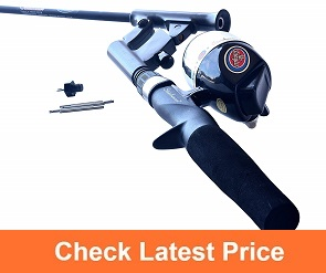 best spinning rod telescopic