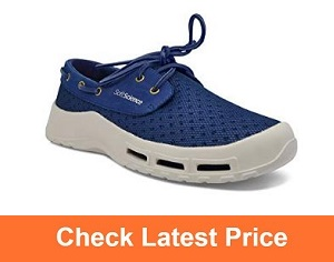 SoftScience boating shoes