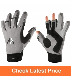 Palmyth Flexible Fishing Gloves