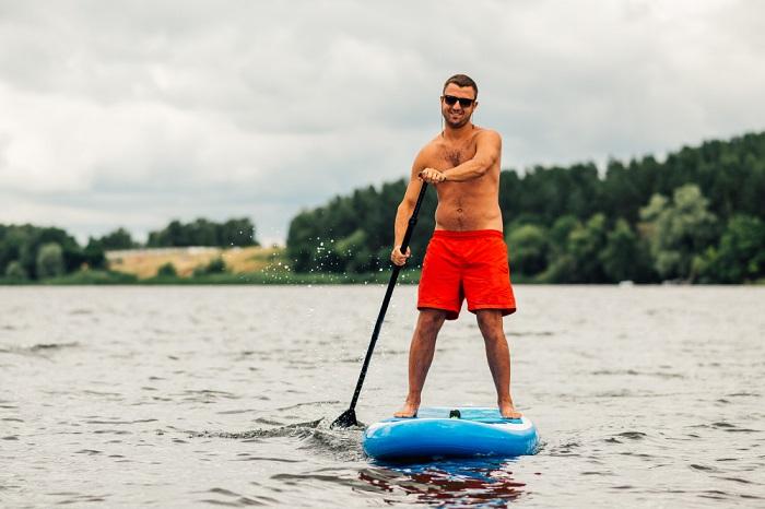 paddle barding guide