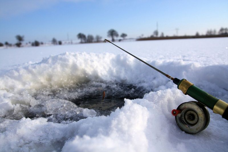 How To Rig Your Ice Fishing Rods And Reels