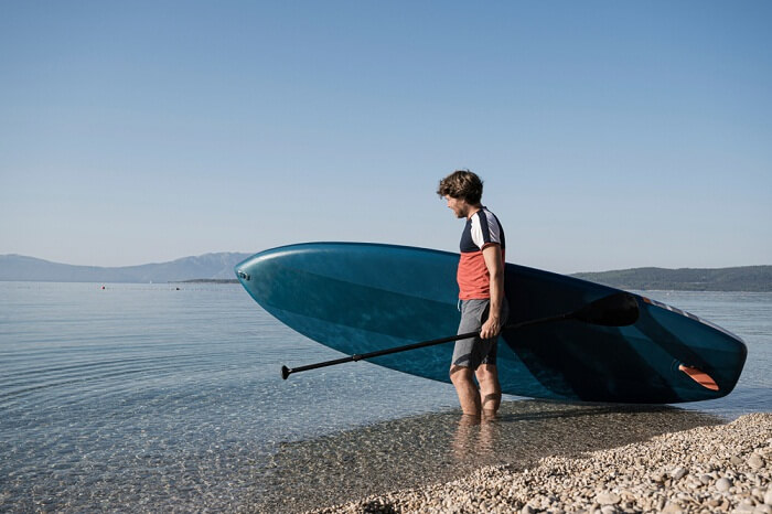 tips to transport your paddle board